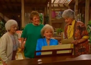 Alte Damen, mit denen wir uns bestimmt auch gut verstanden hätten ((c) Touchstone TV/Buena Vista International TV)