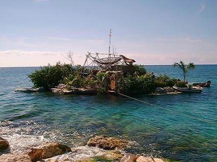 Spiral Island im März 2000 (Wikimedia Commons)