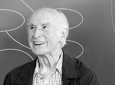 Albert Hofmann im Alter von 100 Jahren (Foto: Stefan Pangritz)
