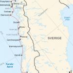Hurtigruten Bergen - Kirkenes (Wikimedia Commons)