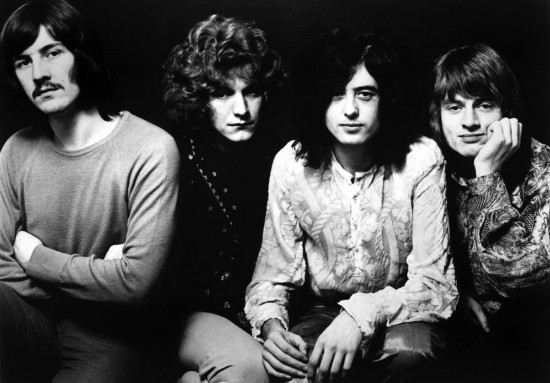 Led Zeppelin (Wikimedia Commons)