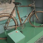 Fahrrad aus Bambus aus dem Jahr 1896 (Wikimedia Commons)