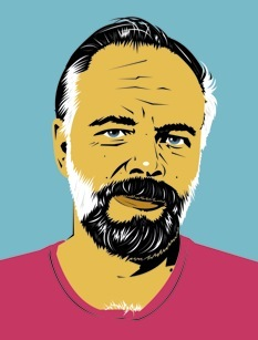 Philip K. Dick (Wikimedia Commons / Pete Welsch)