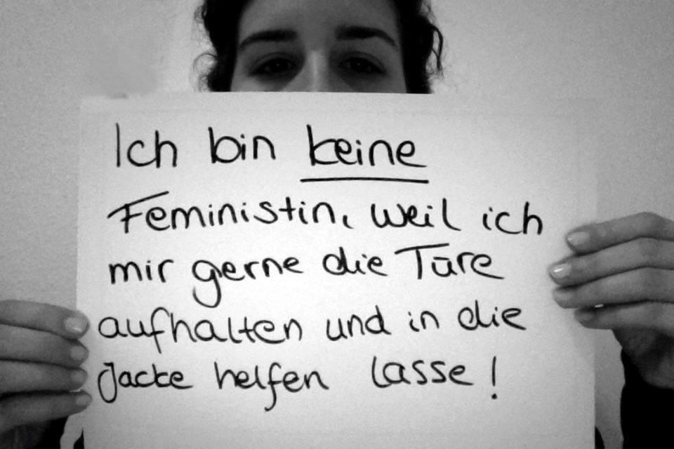 (Anti-)Feminismus