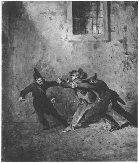 Der Strolch (Ferdinand von Rayski/19. Jh. via wikimedia commons)