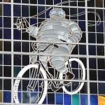 Bibendum am Londoner Michelin house (Michel wal / wikimedia commons)