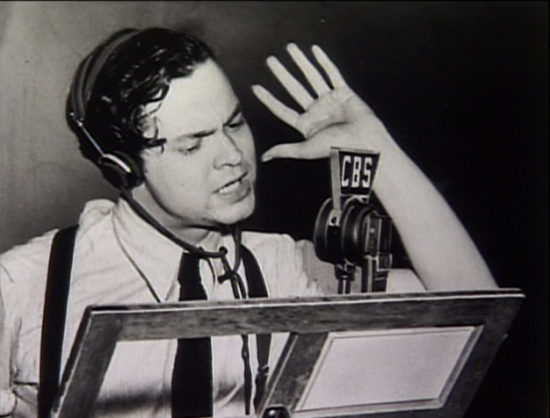 Orson Welles (Wikimedia Commons)