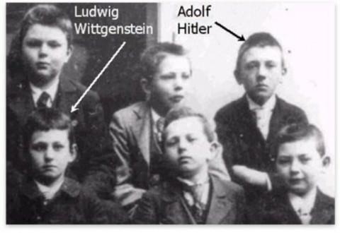 Wittgenstein und Hitler (via openculture.com)
