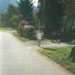Draeish Bandfotos walk home