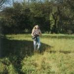 Draeish Bandfotos aus dem Wald
