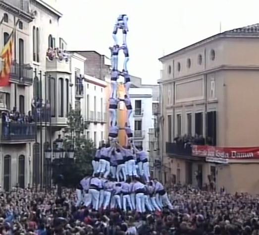 Ein 3de10amb der Castelleros von Minyon de Terrassa (youtube.com)