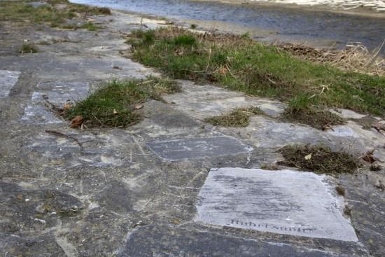 Grabsteine an der Wien (via 1333.at)