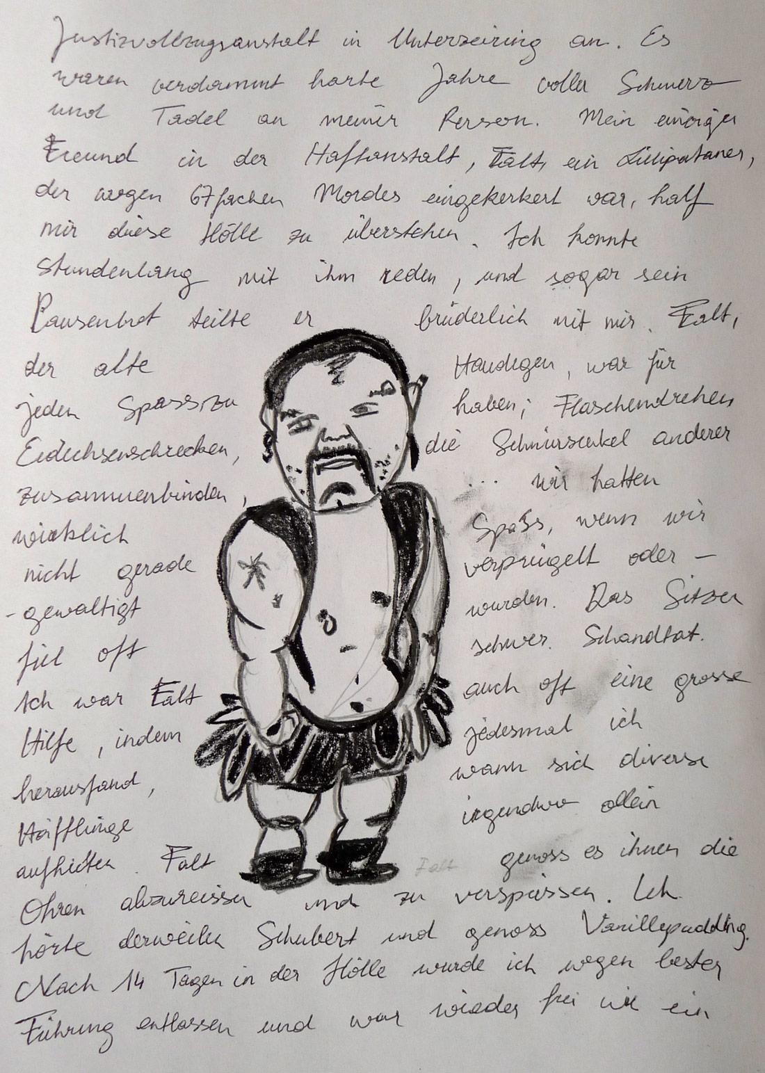 Tagebuch eines Irren #26