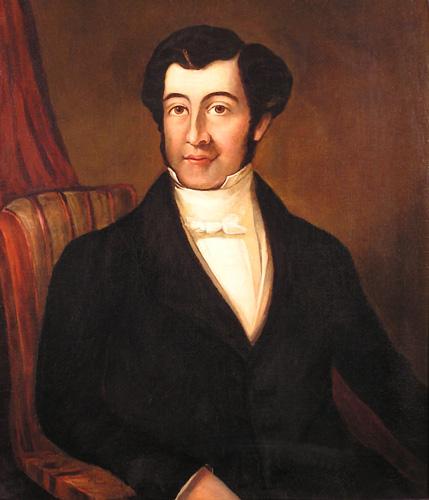 Joseph Bramah 1778 (Wikimedia Commons)