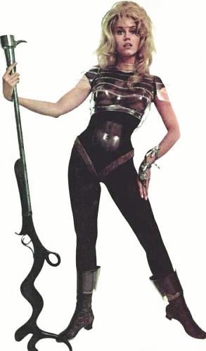 Jane Fonda als Barbarella (via barbarella.mon-oueb.com)