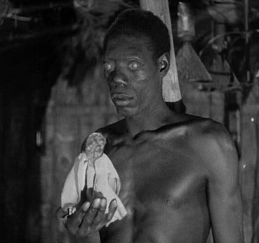 Haitischer Zombie (Symbolbild via http://nevsedni-svet.cz)