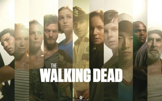 "Charaktäre aus ""The Walking Dead"" (via hdwallpapers.in)"