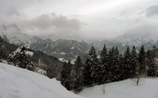 Schnee, Schnee, Schnee, ...