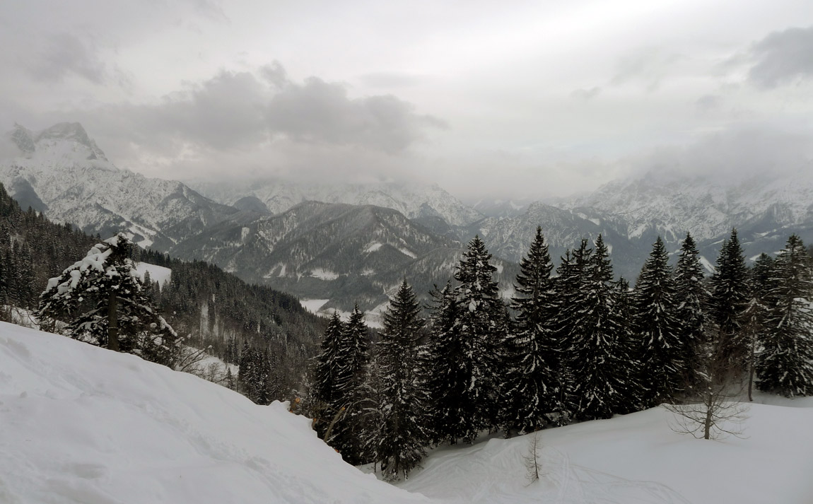 So viele Bezeichnungen für Schnee
