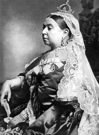 Königin Viktoria 1887 (wikimedia commons)