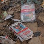 Ausgrabungen an der Atari Video Game Burial site (wikimedia commons / Atari E.T. dig)