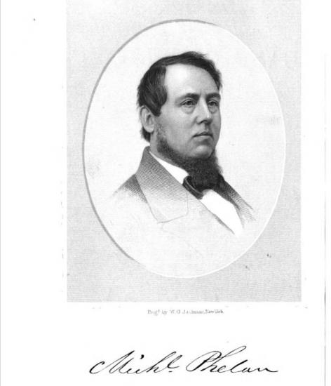 """Michael Phelan, aus seinem Buch """"The Game of Billiards"""" (1859). © Chicago Billiard Museum"""