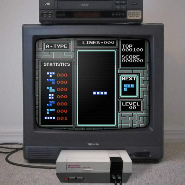 Screenshot firstpersontetris