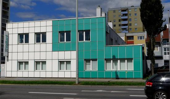 Tetris-Haus in Graz