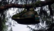 """""""Nike Air"""" beim Gspitzten Stein"""