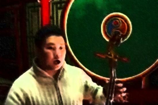 Mongolischer Sygyt Obertongesang