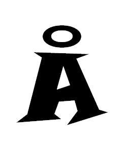 Ein Kroužek bzw. ein umgangssprachliches A/O