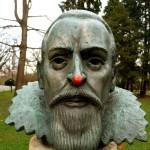 Kepler John Büste im Grazer Stadtpark