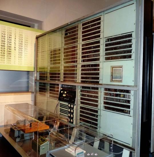 Das Mailüfterl im Technischen Museum Wien (Wikimedia Commons)
