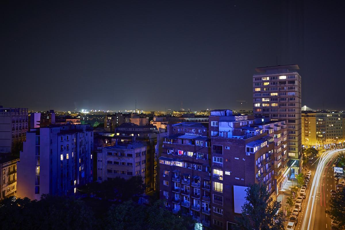 Postkarte aus… Bukarest