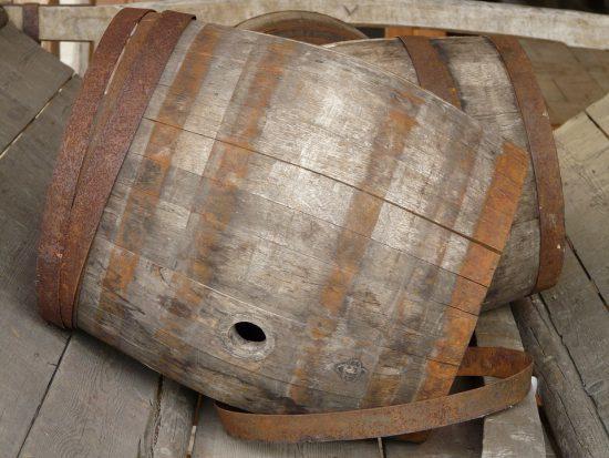 Fässer ohne Bier (via https://pixabay.com)