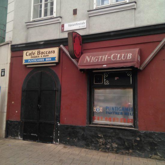 Grazer Klassiker: Der Nigth-Club
