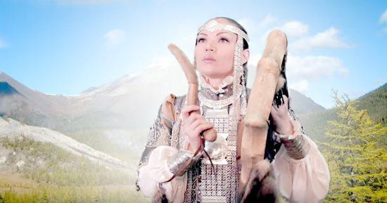 Olga Podluzhnaya, Uutai (via youtube.com)