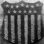 """The Human U.S.-Shield, 1918"", 30000 Personen (Mole/Thomas / via punjabiportal.com)"