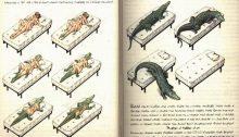 Seite aus dem Codex Seraphinianus (via wired.com)