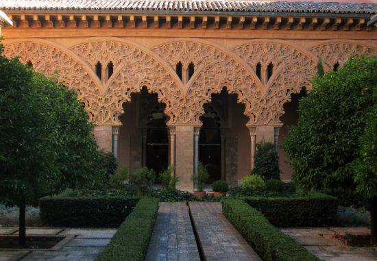 Aljaferia Palast ins Saragossa