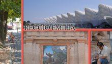 Postkarte Reggio Emilia in Italien
