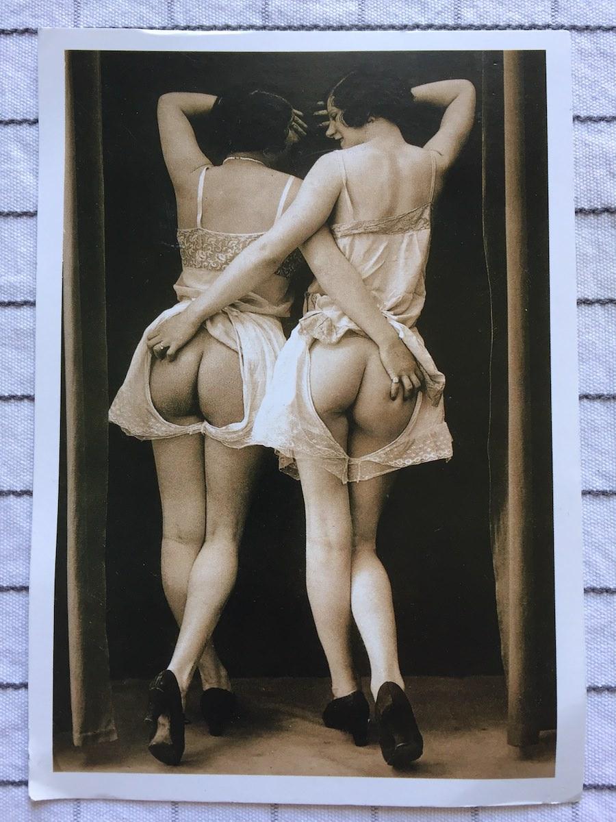 Postkarte aus… Paris