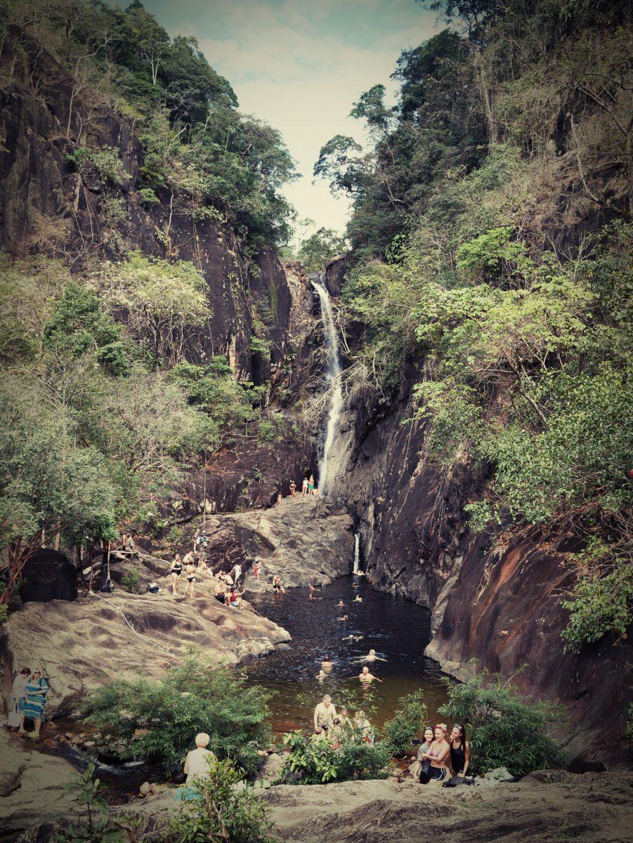 Wasserfall Koh Chang