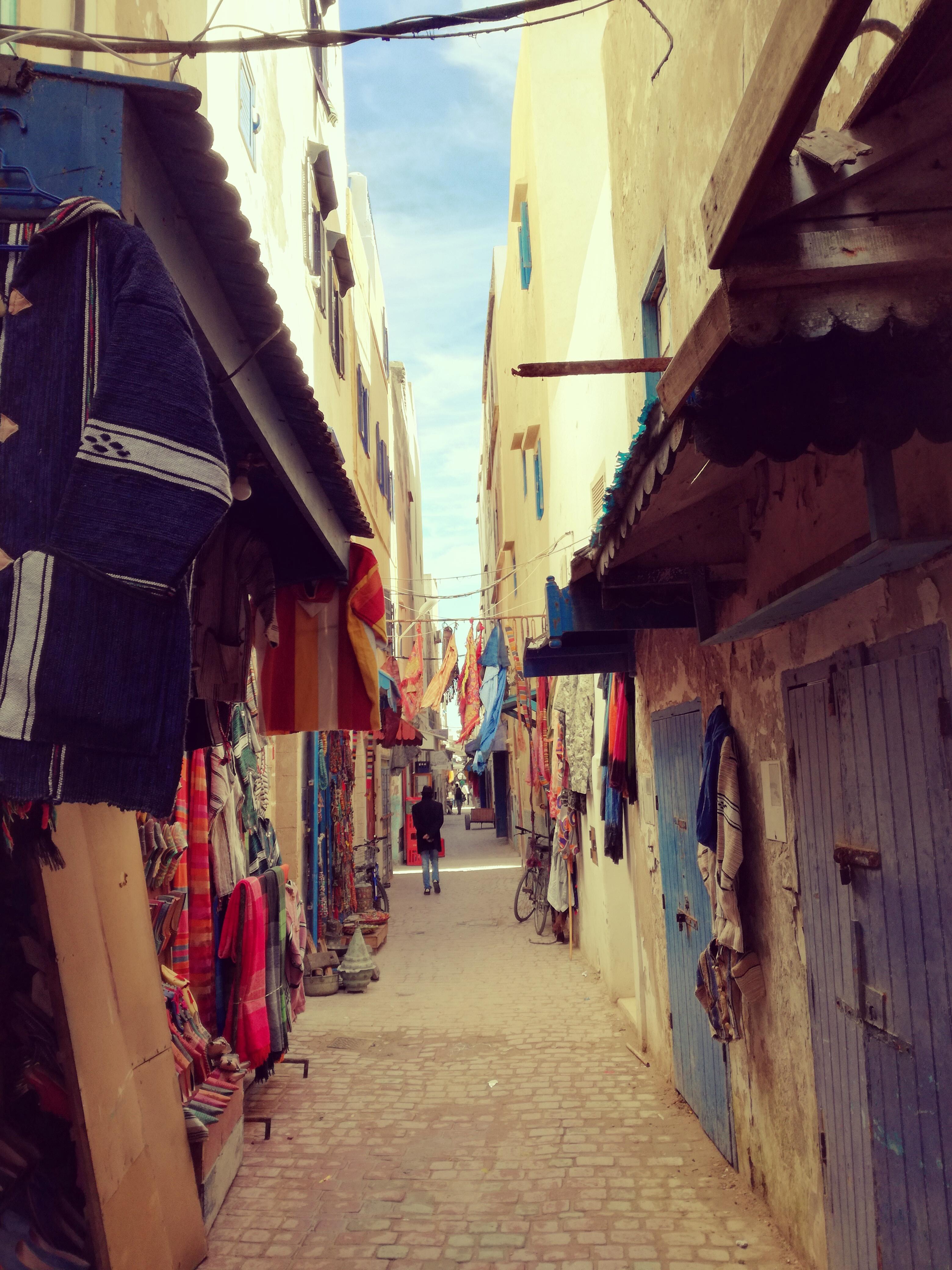Postkarte aus… Essaouira