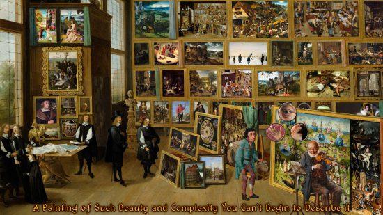 Four Last Things Screenshot Galerie