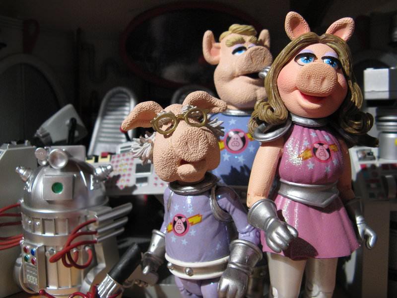 Lost in Translation: Schweine im Weltall