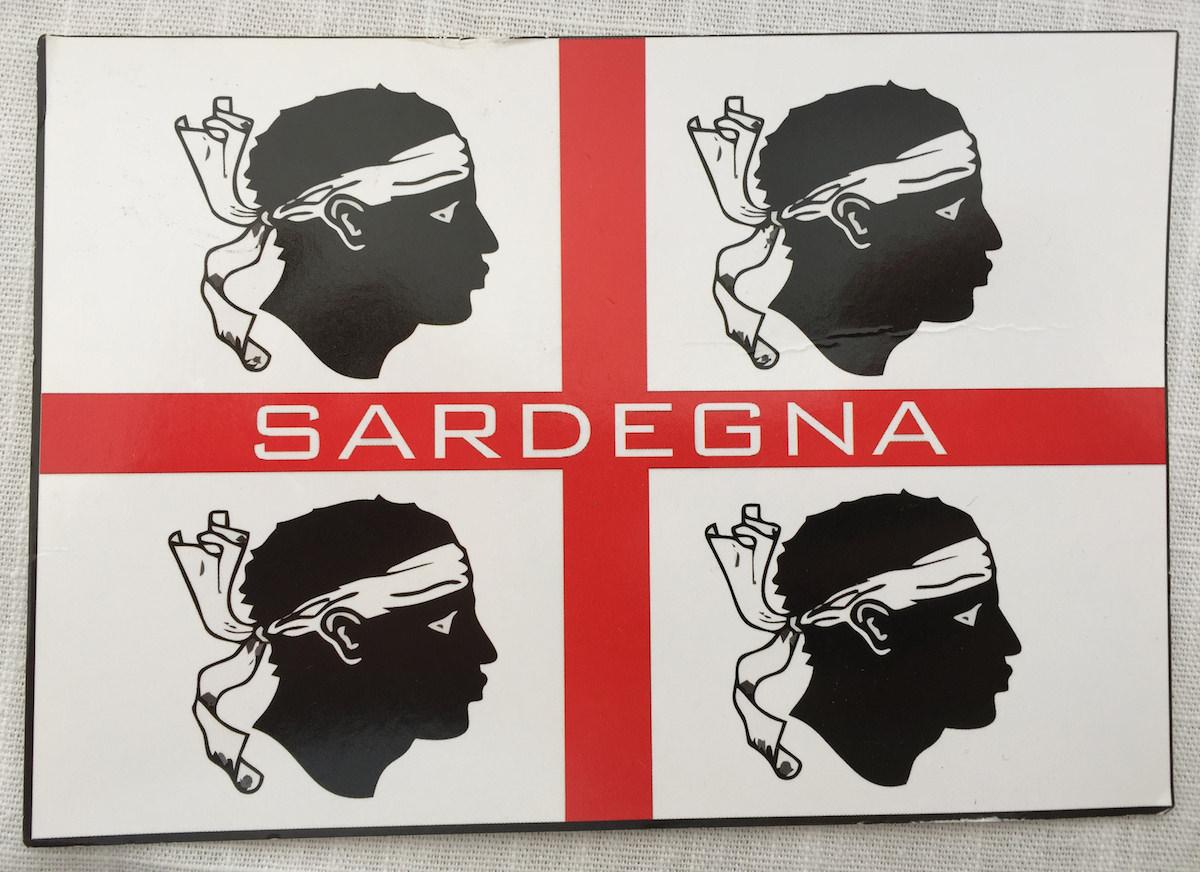 Postkarte aus… Sardinien