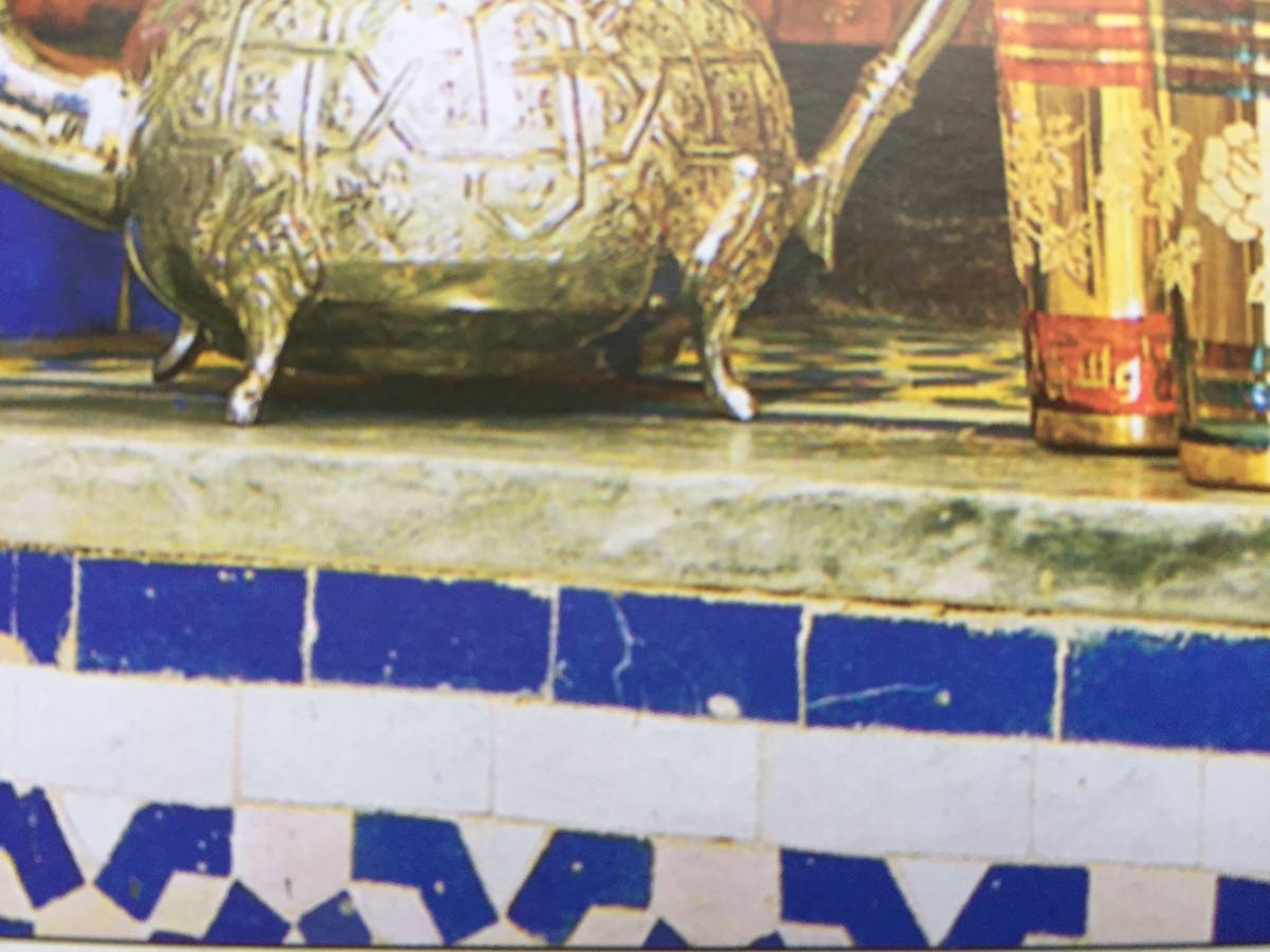 Postkarte aus… Marokko