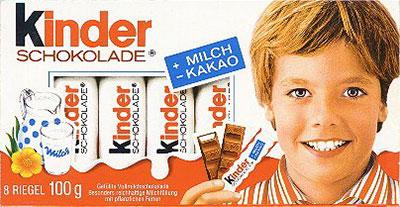 Was wurde aus… Dem Kinderschokolade Jungen?