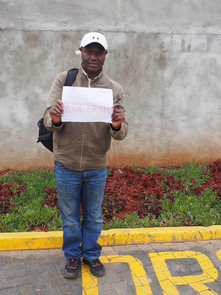Afrikanisches Tagebuch #1 Nairobi